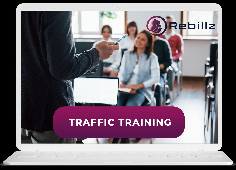 Rebillz traffic training