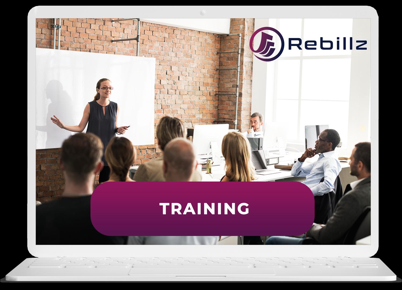 Rebillz training
